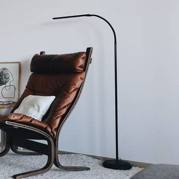 Lámpara de pie LED MAULpirro atenuable