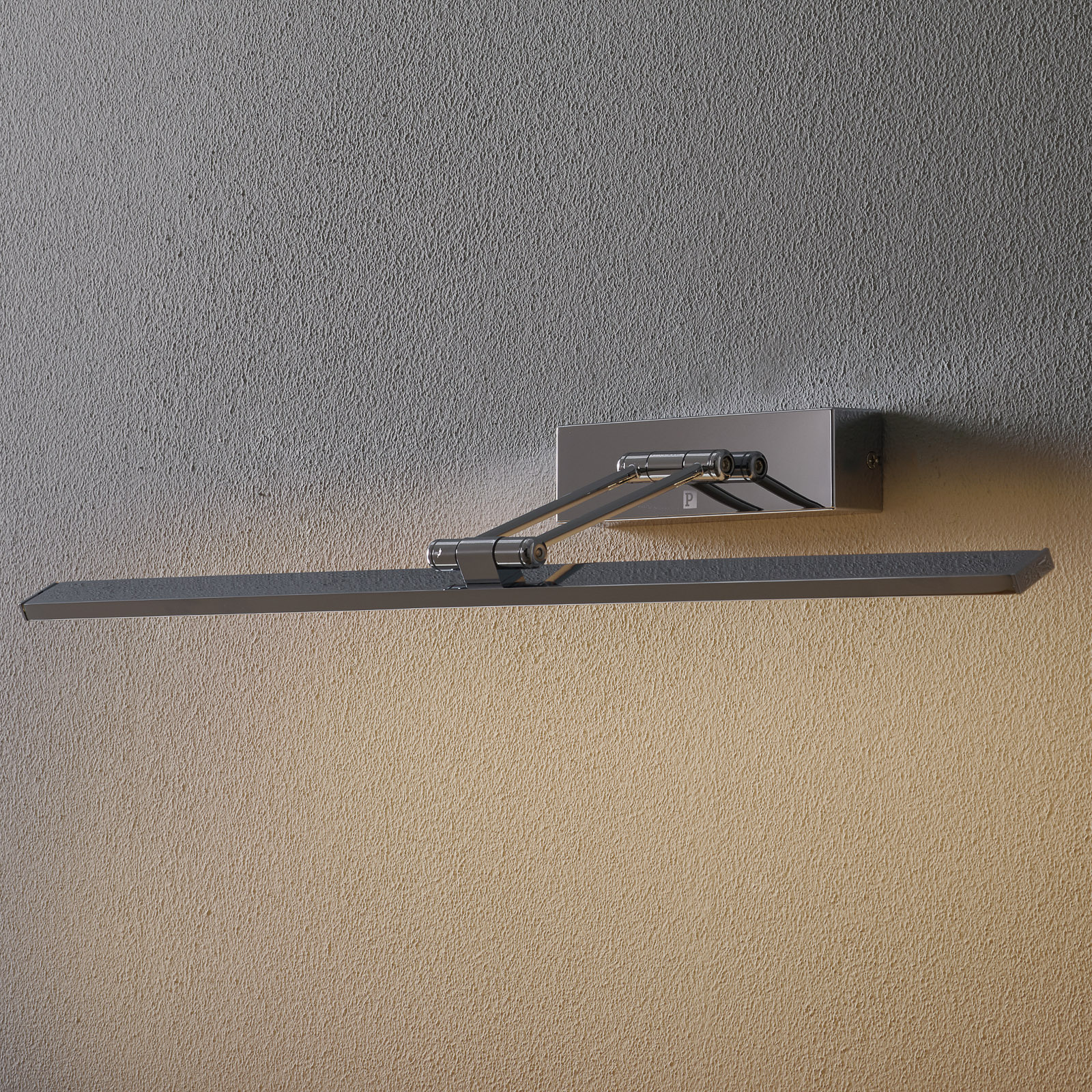 Chrome-plated Galeria LED picture light Beam Sixty_7600780_1
