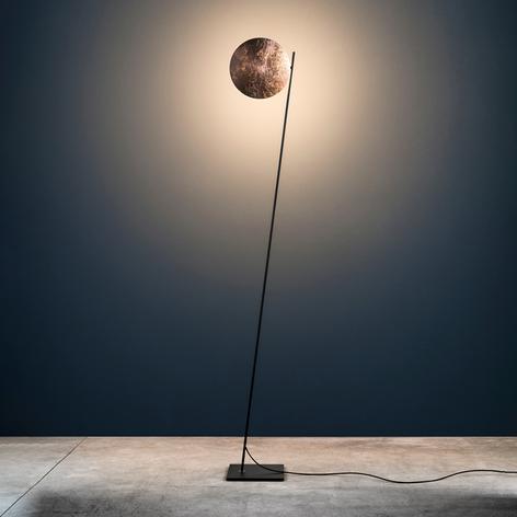 Catellani & Smith Lederam LF012 LED-Stehlampe 1fl.