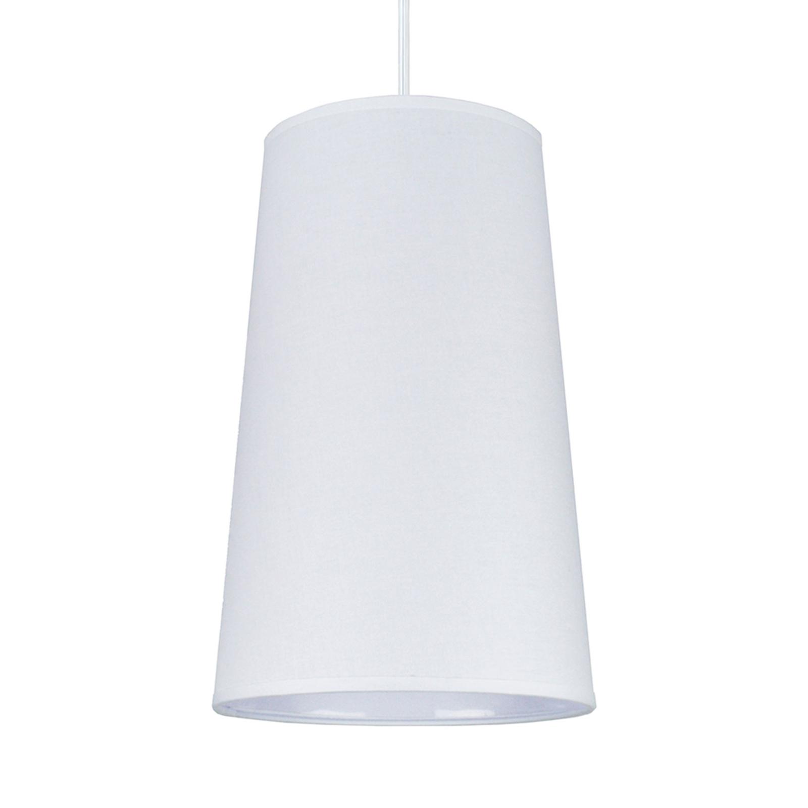 Lampa wisząca Soul, biała