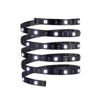 Bande LED YourLED Eco 3 m, 21,6 W, RGB, noire