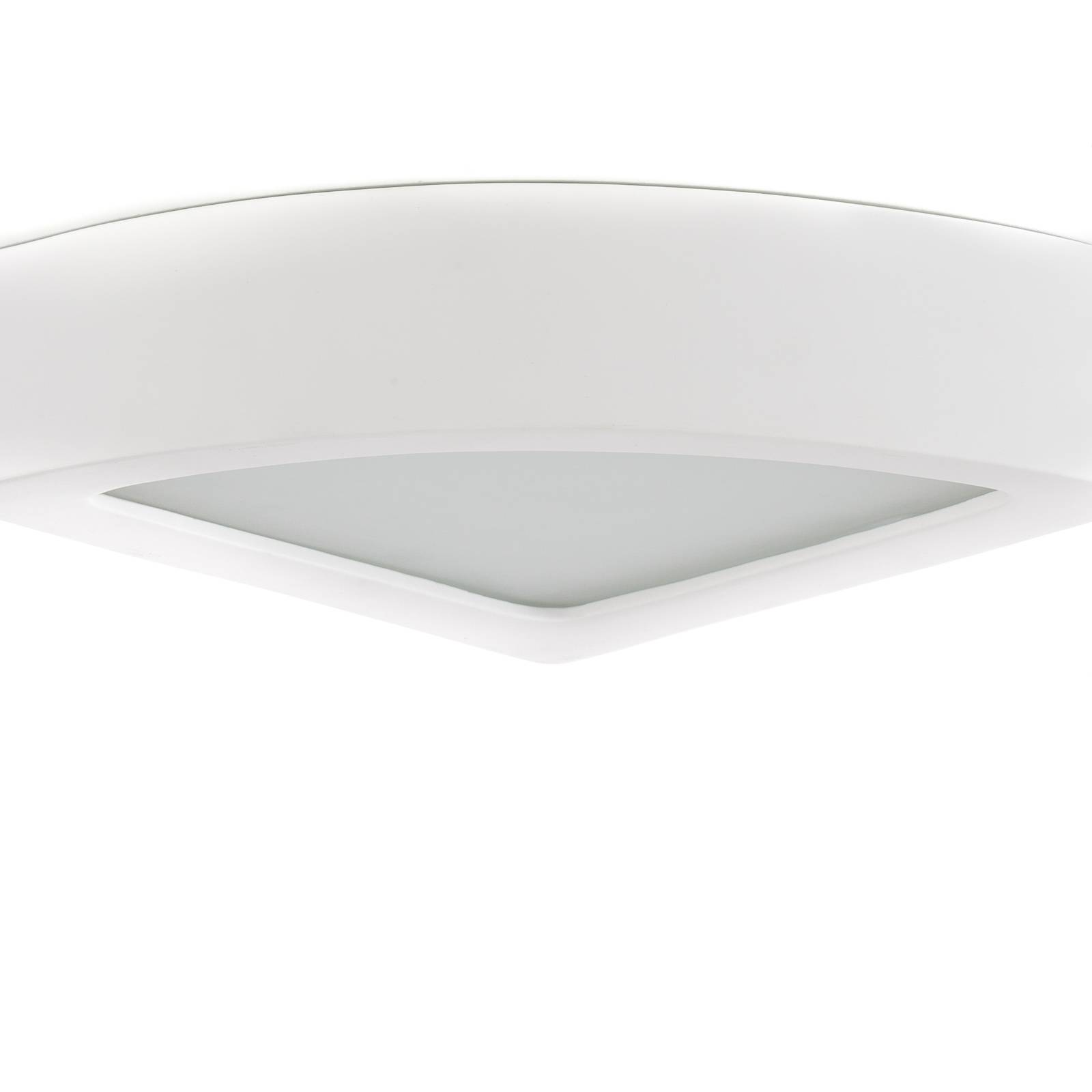 LED wandlamp 8056 hoekmontage 3.000 K dimbaar