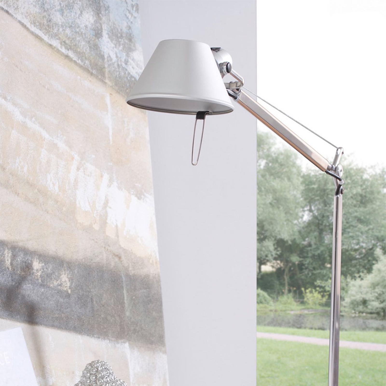 Artemide Tolomeo Midi lampada LED, allu 3.000 K
