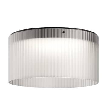 Kundalini Giass -LED-kattovalaisin Ø 50 cm