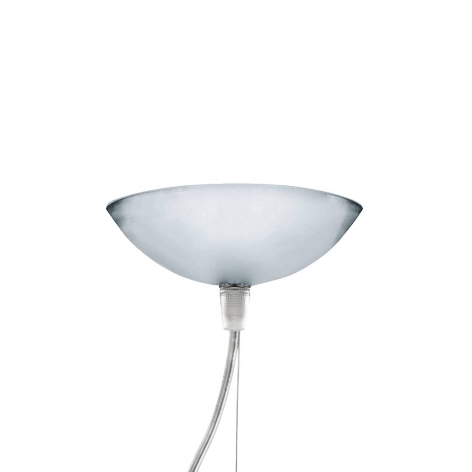 Kartell Small FL/Y LED-Hängeleuchte chrom
