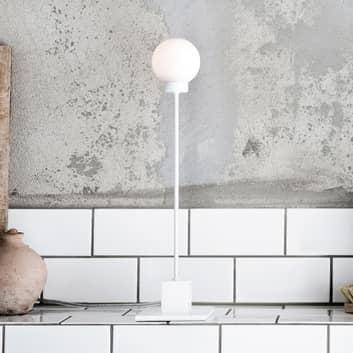 Northern Snowball bordslampa med kulskärm