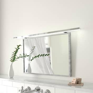 Lámpara de espejo LED Esther, 100 cm de extensión