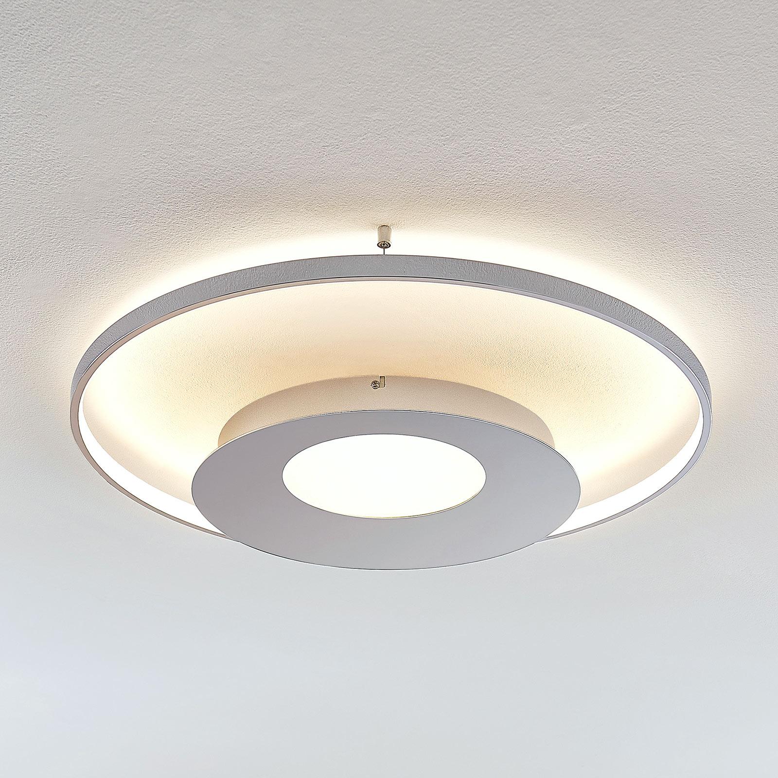 Plafonnier LED Anays, rond, 62 cm