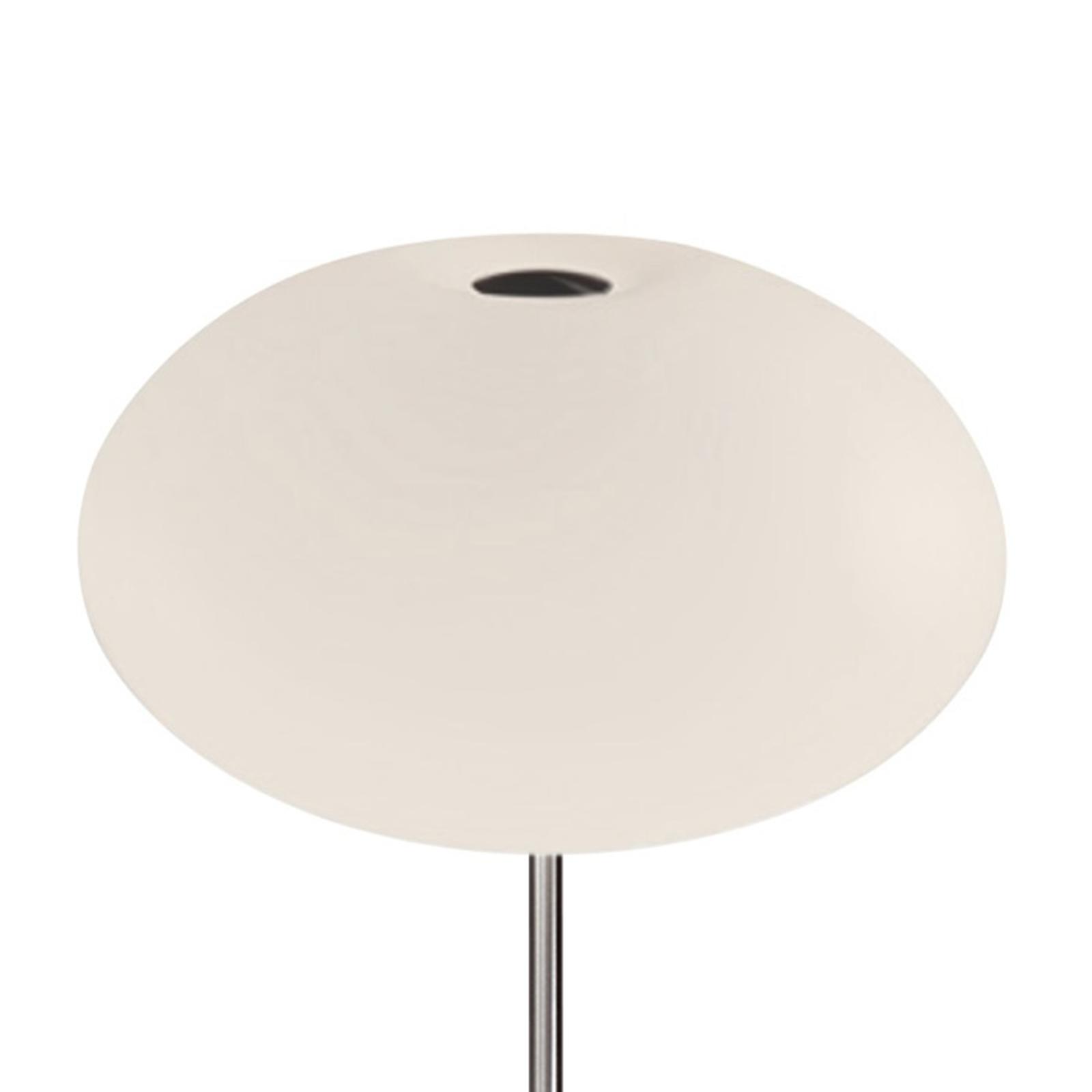 Casablanca Aih tafellamp, Ø 28cm crème mat
