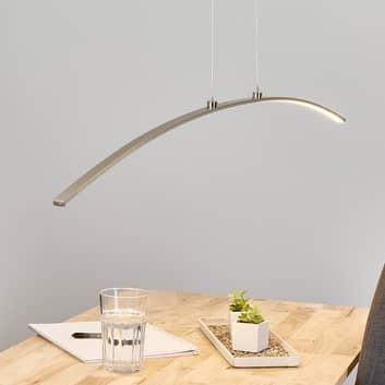 Puristické LED závěsné svítidlo Iven