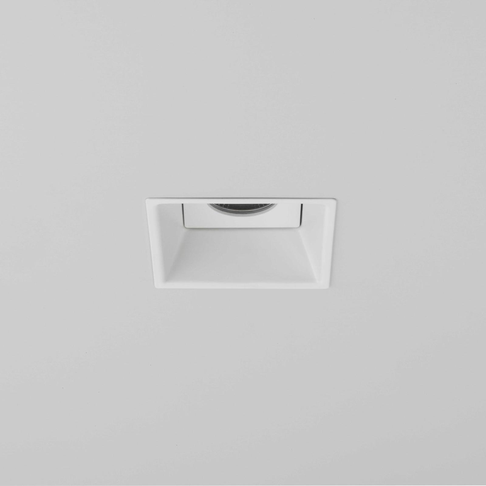 Astro Minima Square LED-Einbaustrahler, IP65, weiß