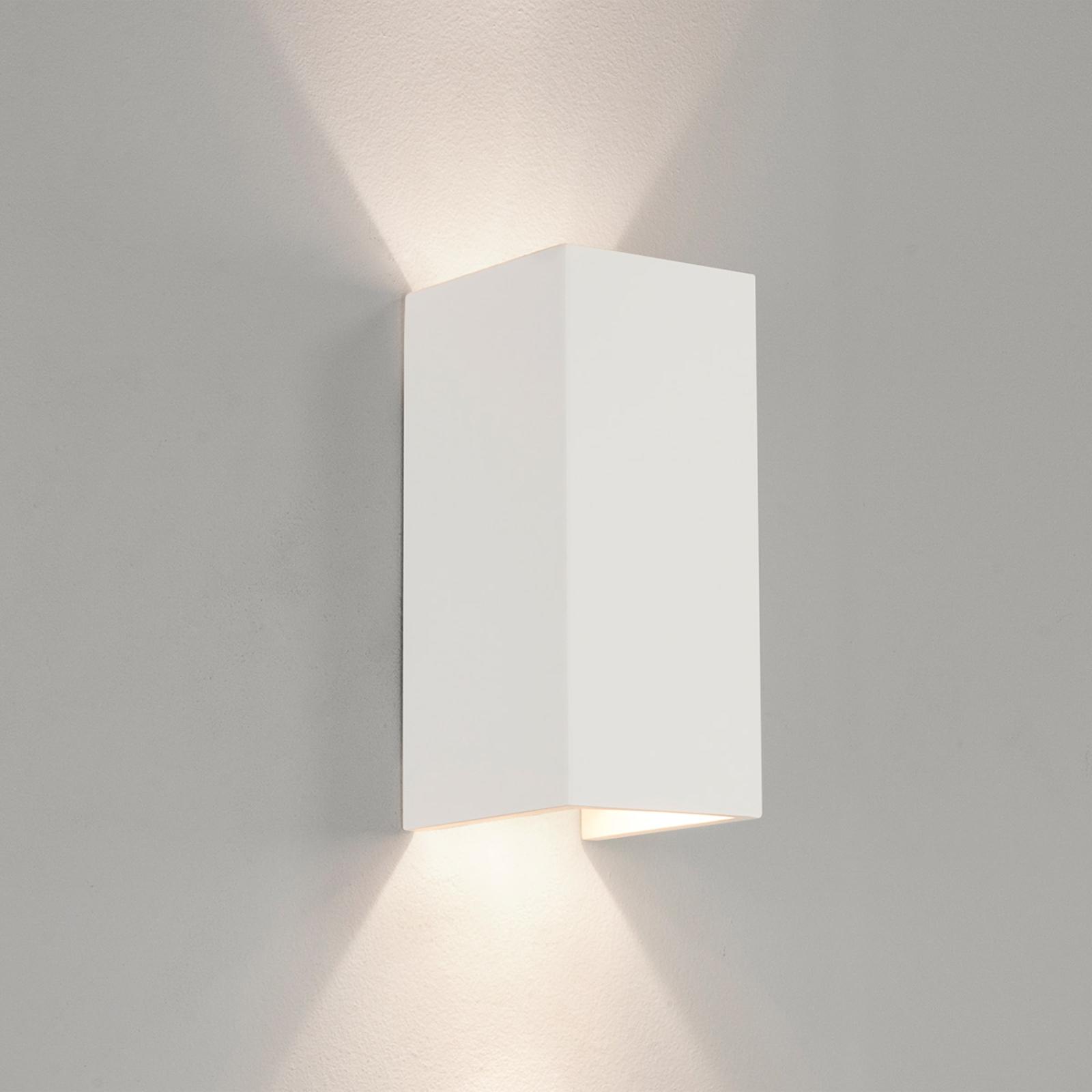 Astro Parma 210 applique bianca