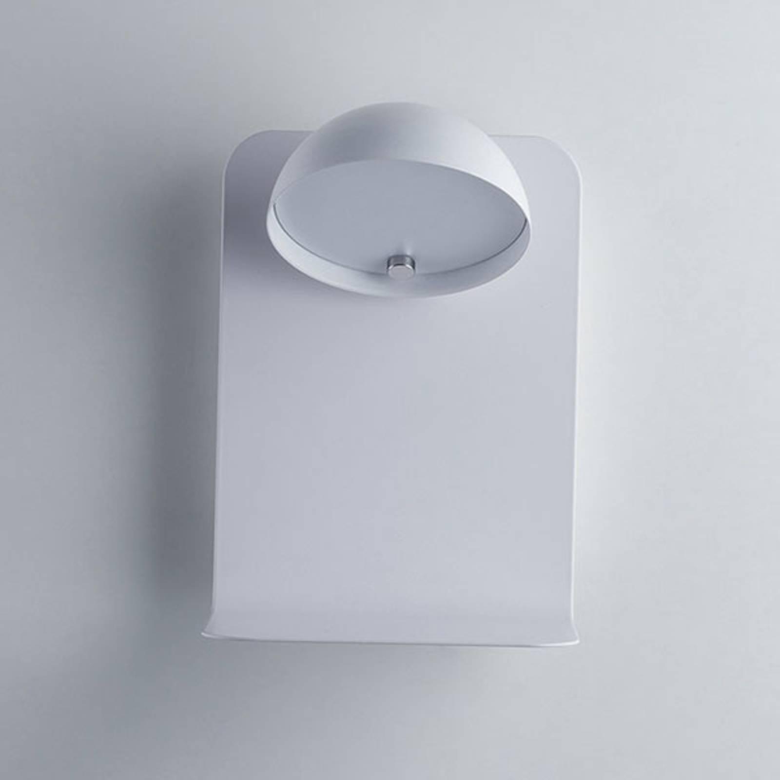 LED-Wandleuchte Boing weiß