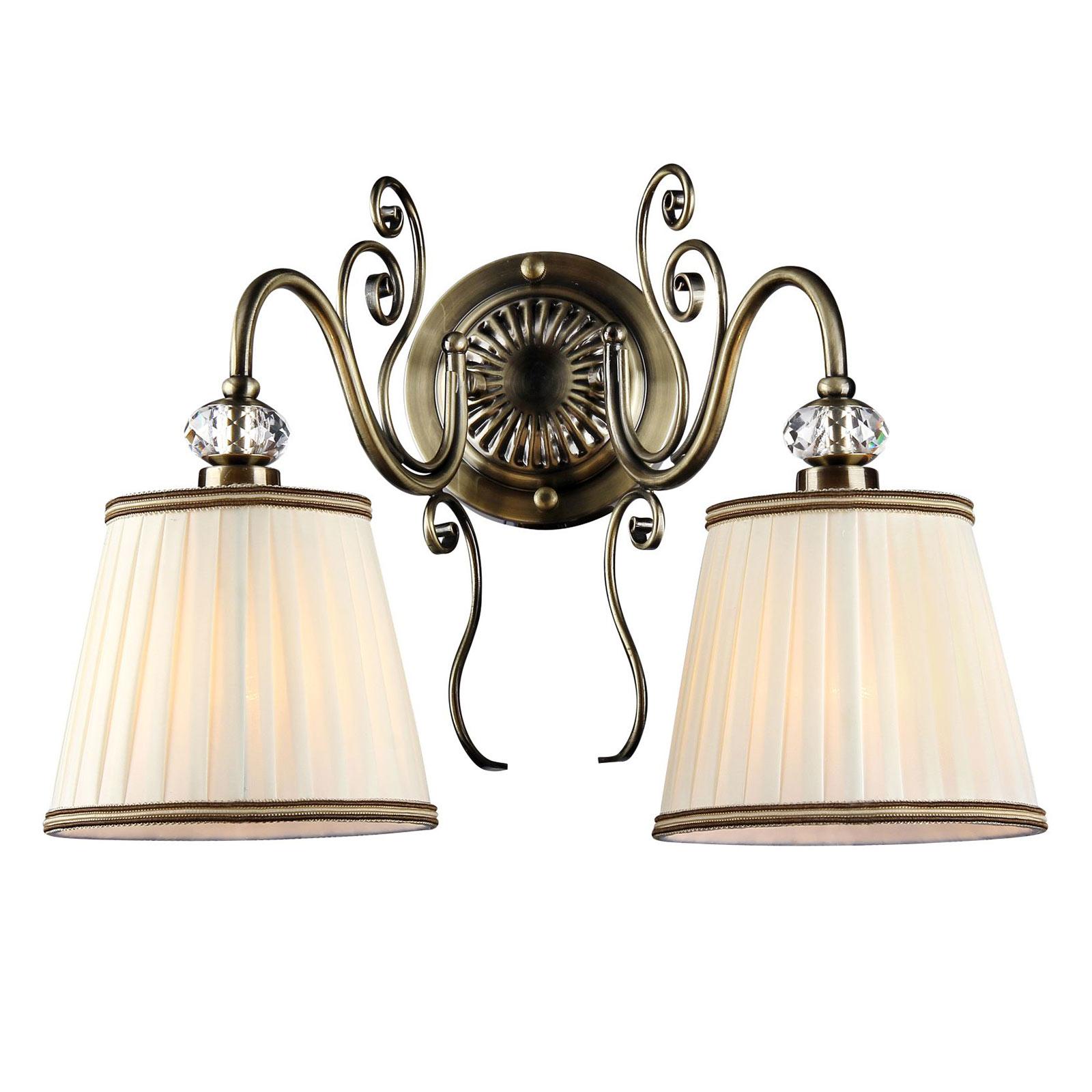 Wandlamp Vintage, 2-lamps
