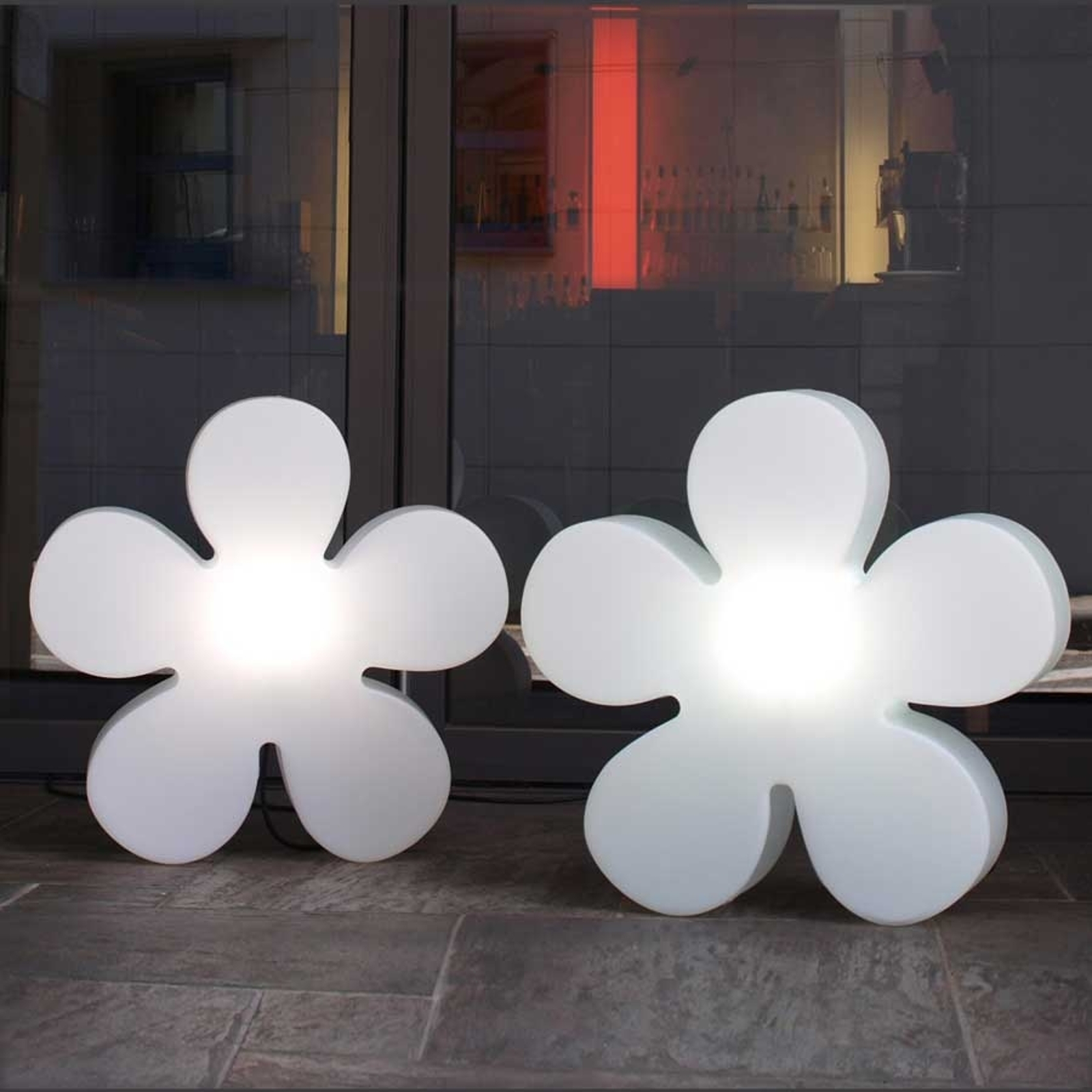 Fleur lumineuse LED Shining Flower décorative