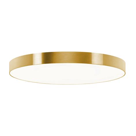 LED-Deckenleuchte Aurelia dimmbar goldfarben