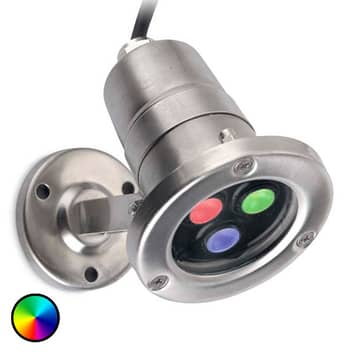 Vattenbeständig LED-lampa Aqua Waterproof RGB