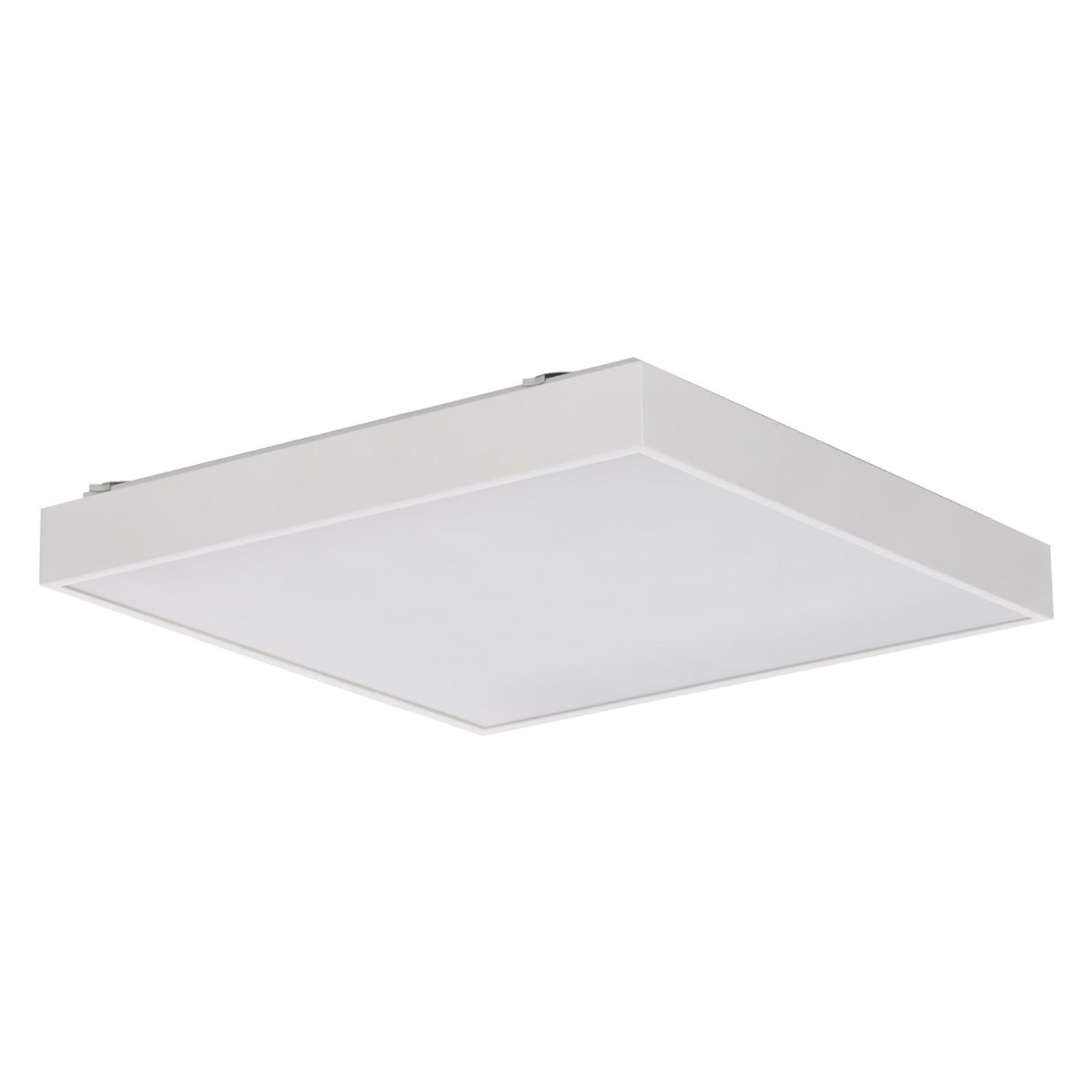 Oszczędna lampa sufitowa Q6 biała DALI