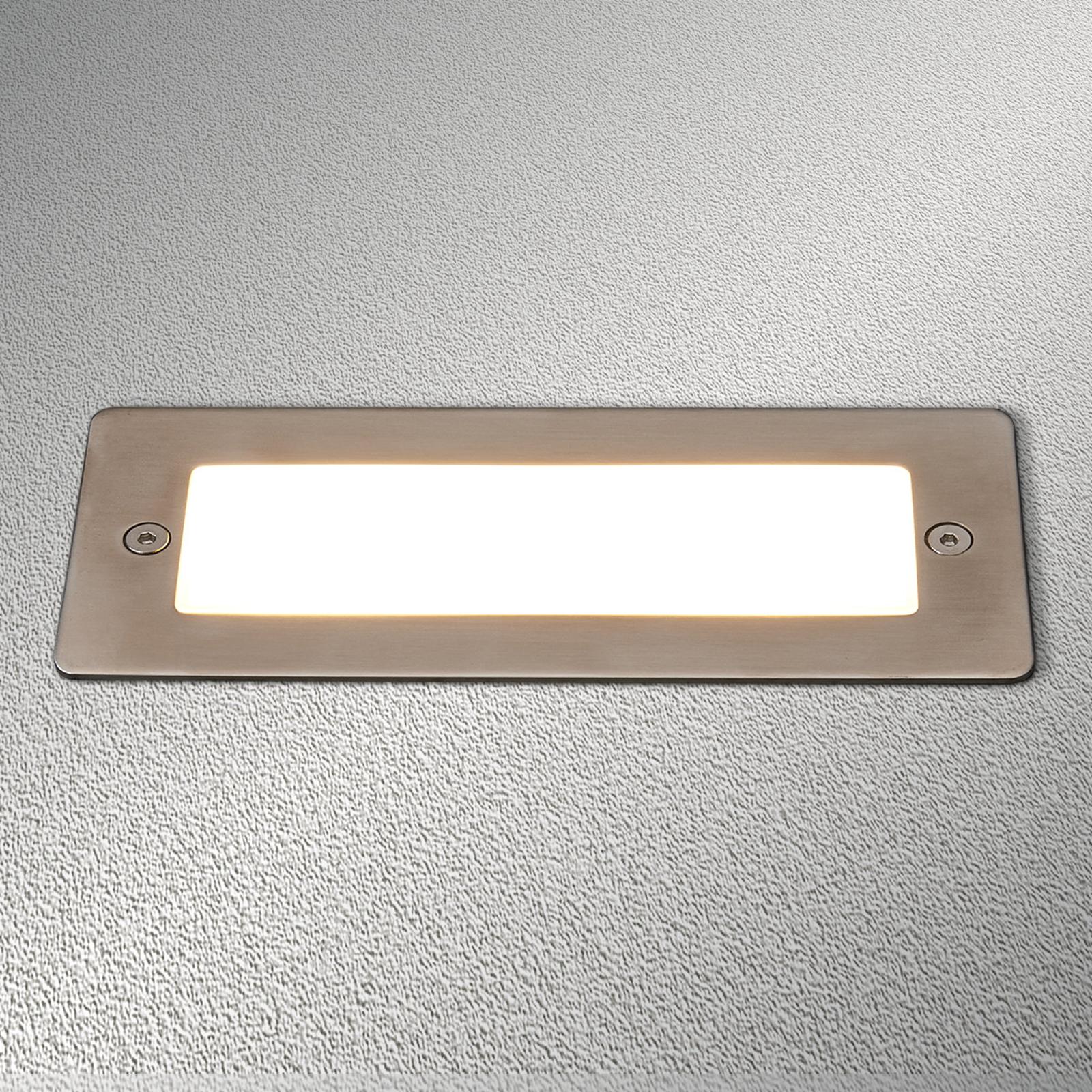Udendørs LED vægindbygningslampe Holly