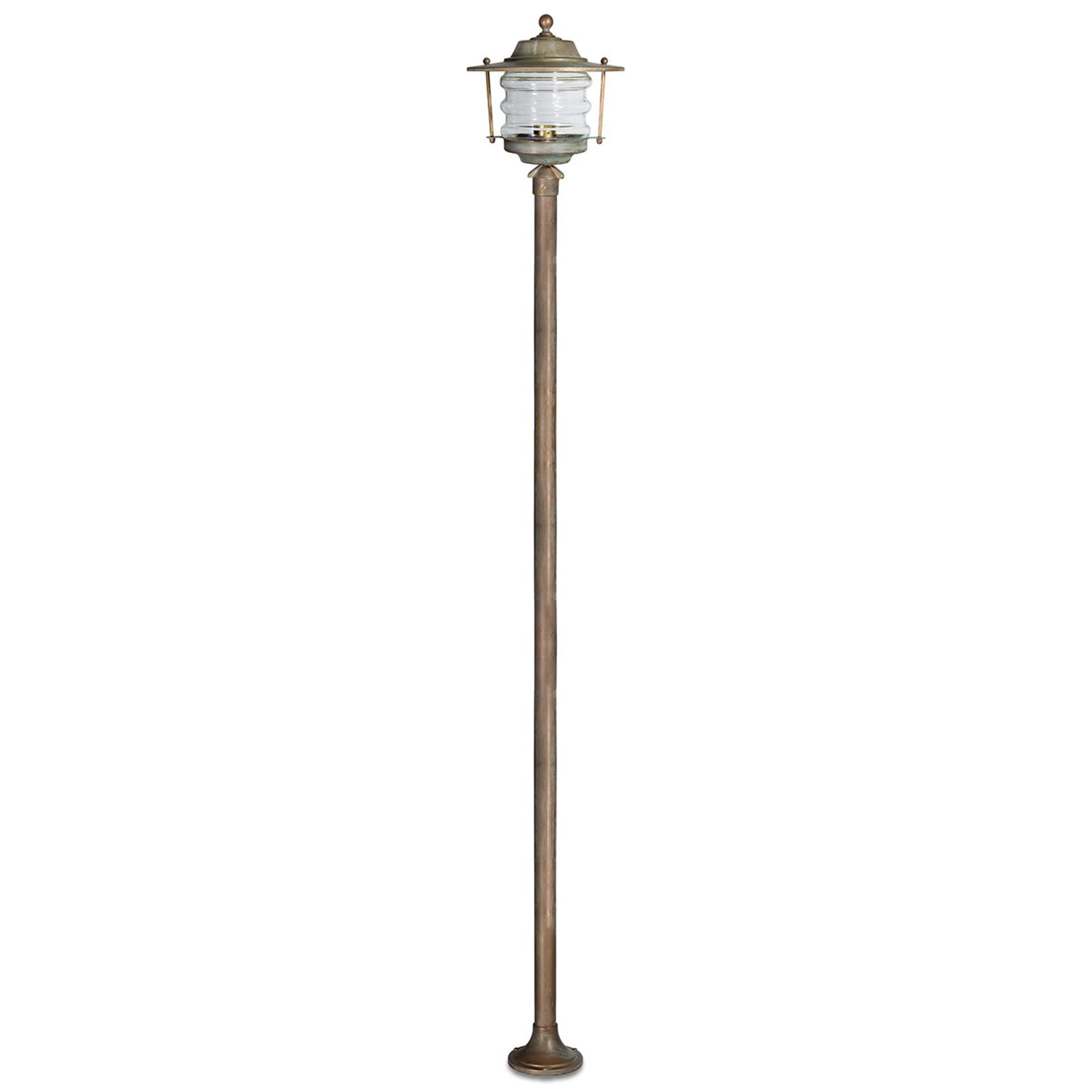 Indrukwekkende paallamp lantaarn Adessora