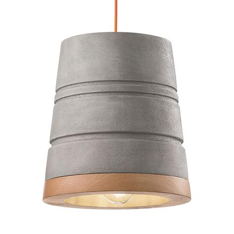Nordisk pendellampe i keramikk C1786