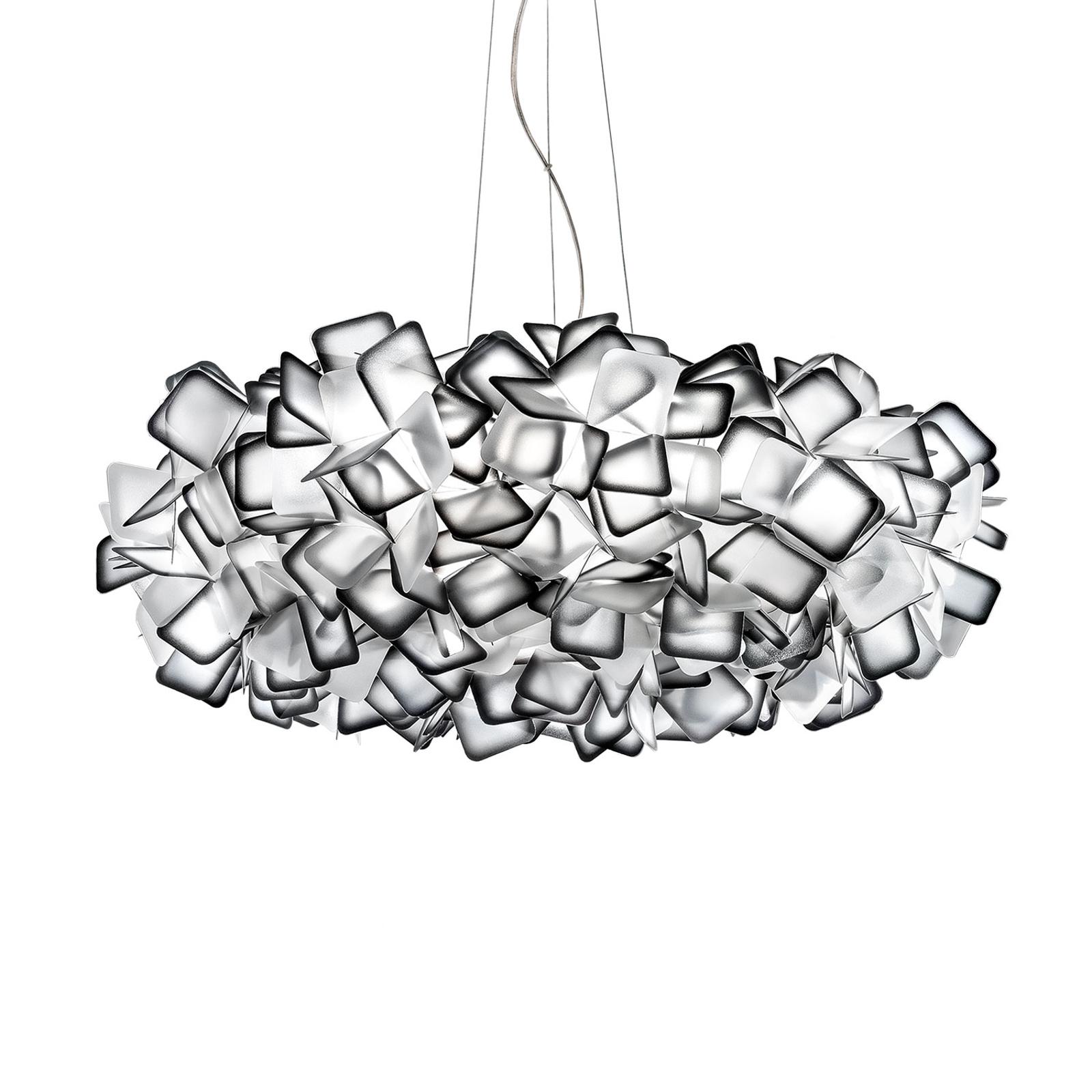 Slamp Clizia hanglamp, Ø 78 cm, zwart