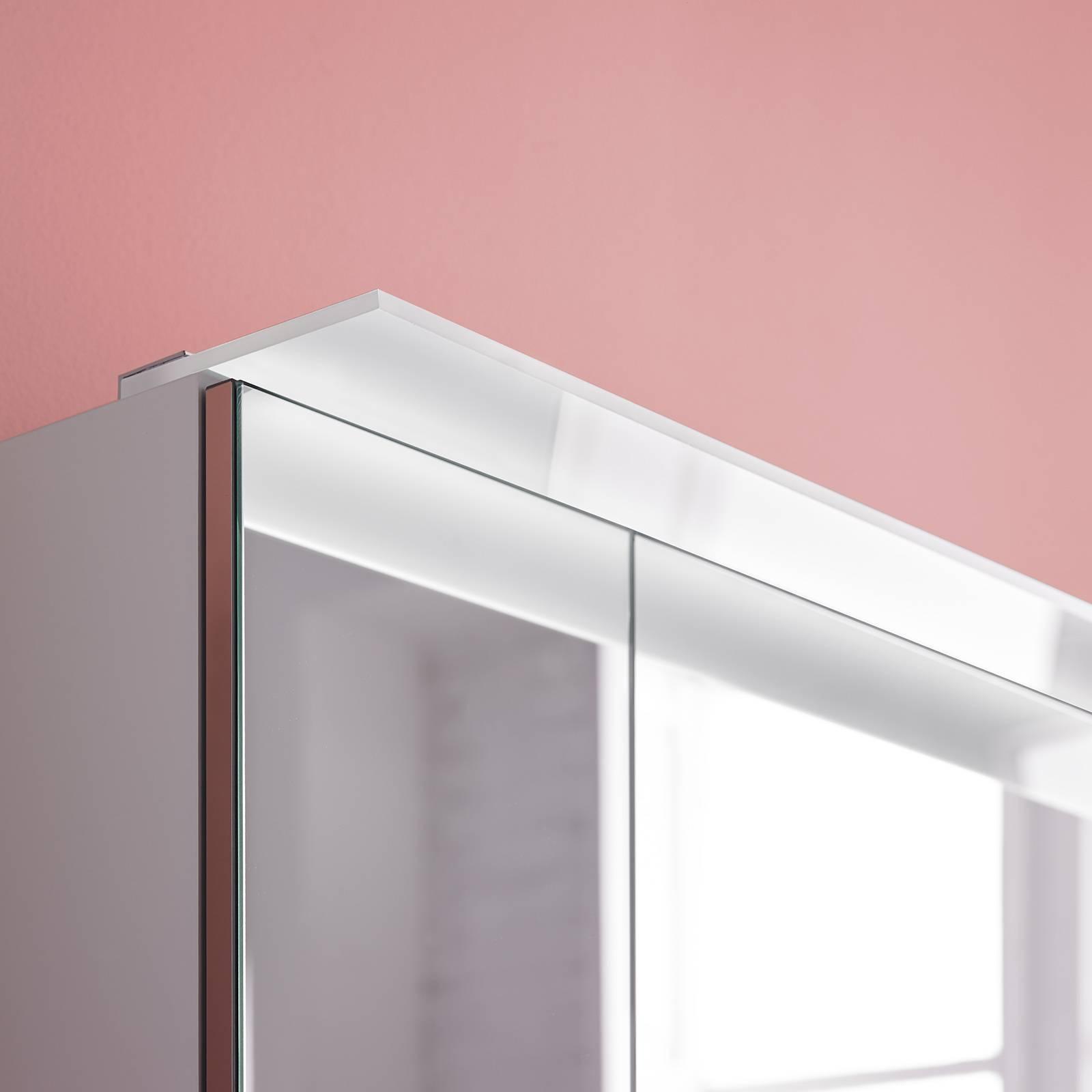 Lampada LED per mobile Adele, larghezza 100 cm