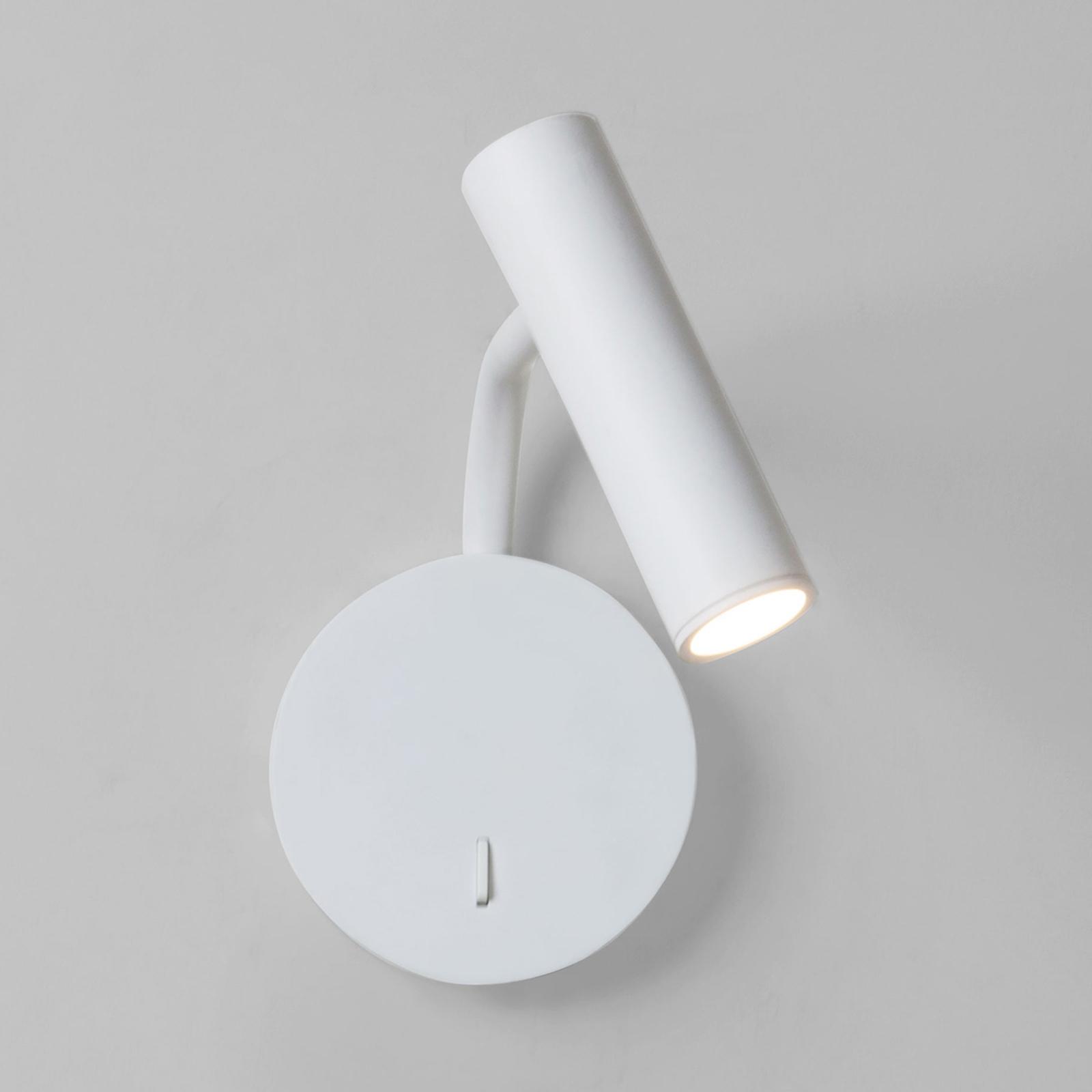 Astro Enna Wall LED nástěnné světlo, otočné, bílá