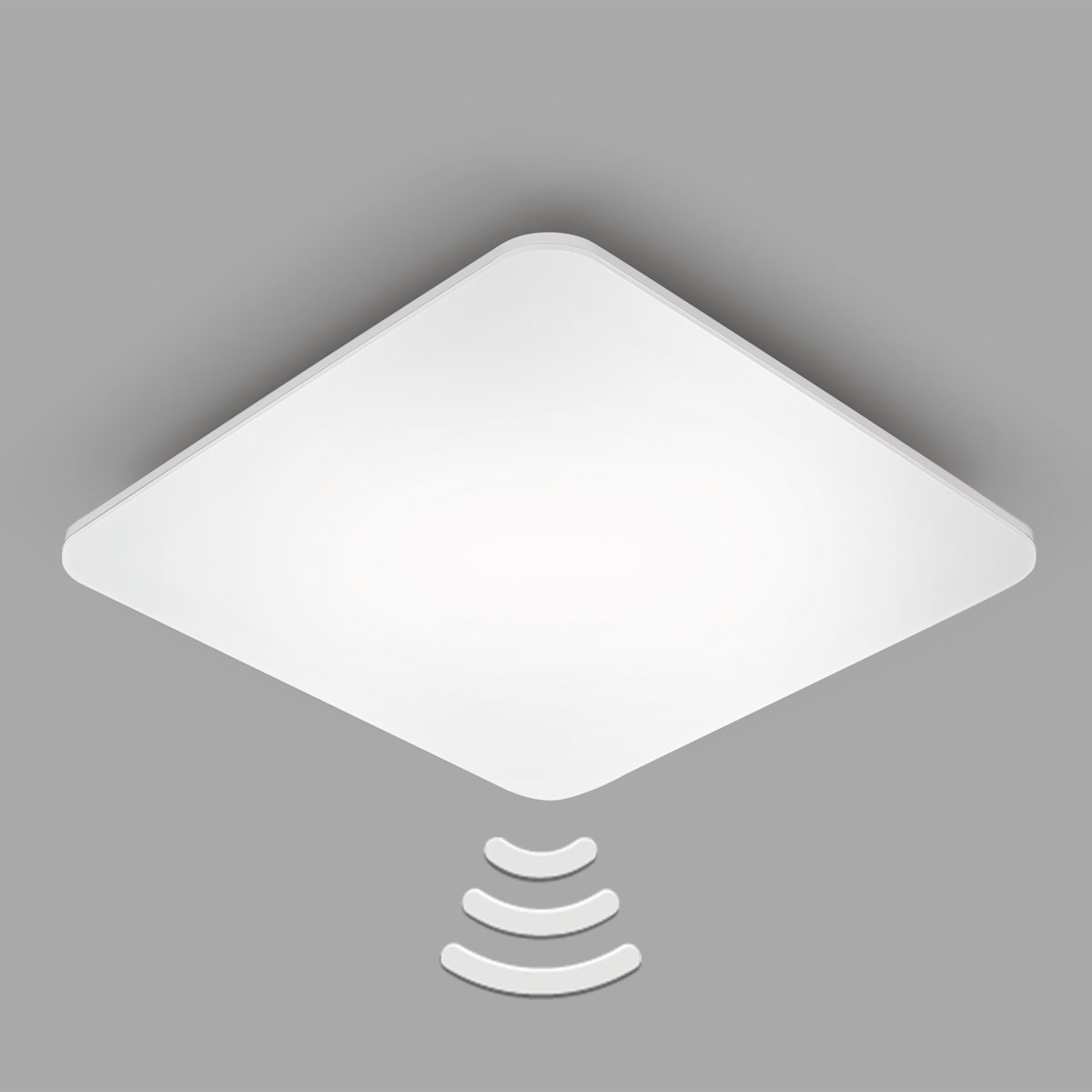 Acquista STEINEL RS Pro LED Q1 plafoniera sensore HF bianco