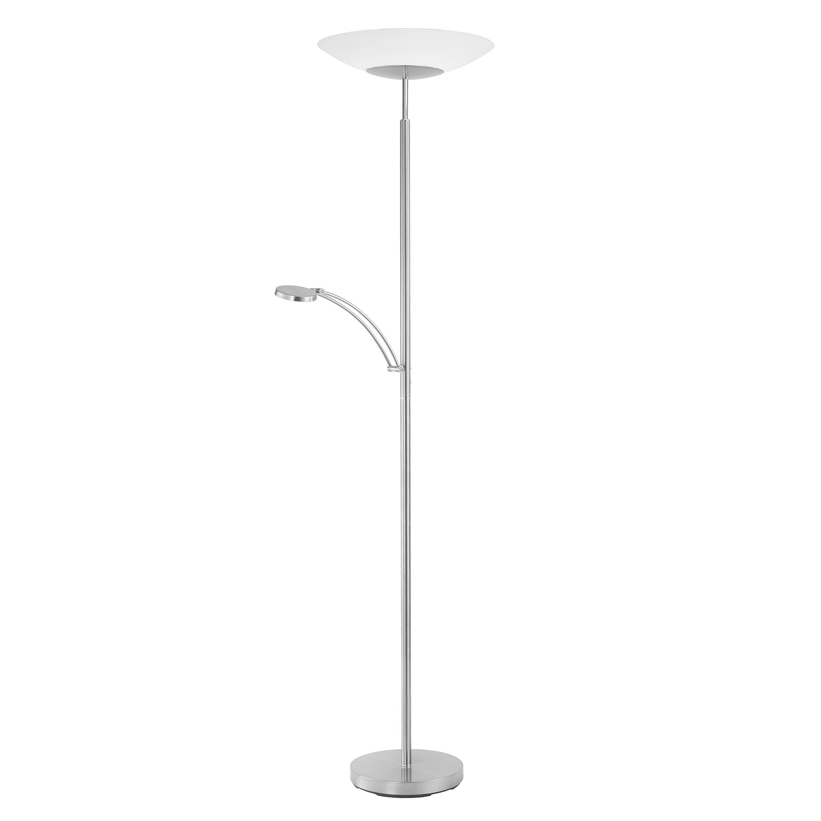 Paul Neuhaus Alfred LED uplighter staal