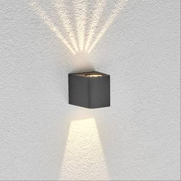 Karsten - LED-udendørsvæglampe