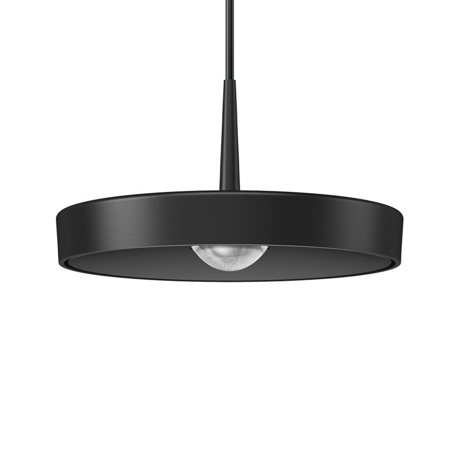 Ribag Kivo LED-Pendel Ein/Aus 27cm 2.700K schwarz