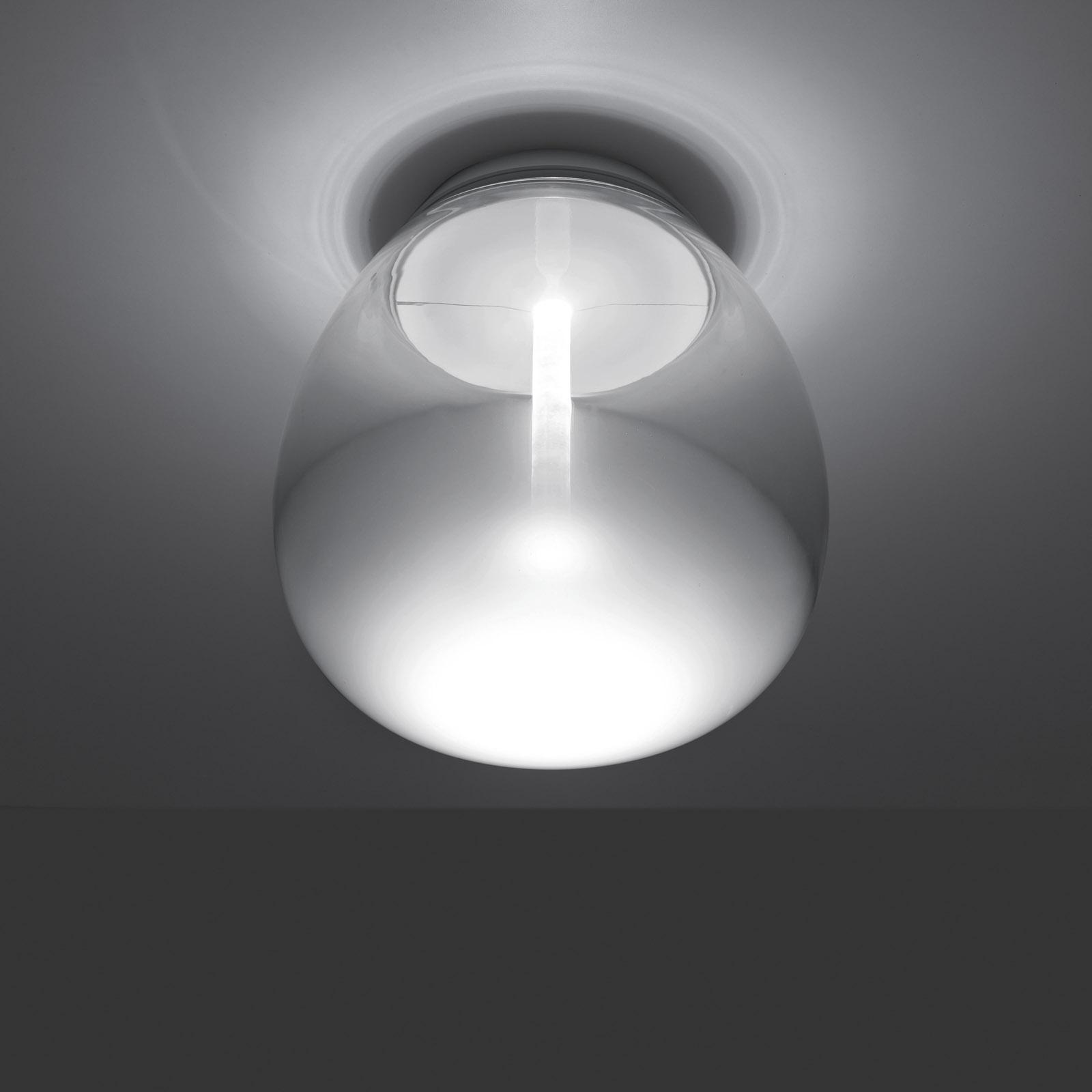 Artemide Empatia -LED-kattovalaisin, Ø 26 cm