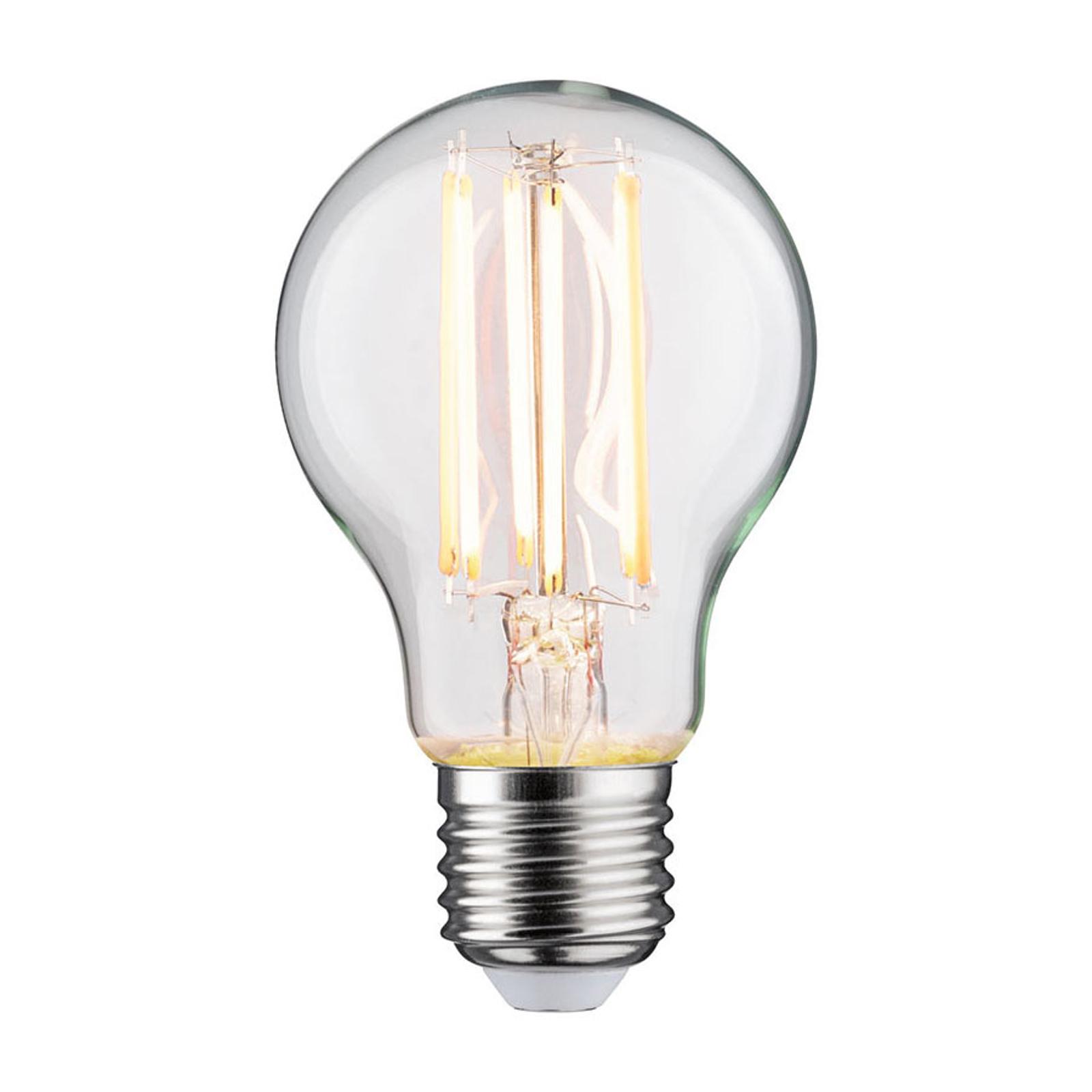 Paulmann LED-pære E27 7W, dim to warm