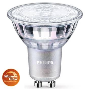 Philips LED-heijastin GU10 PAR16 6,2W WarmGlow