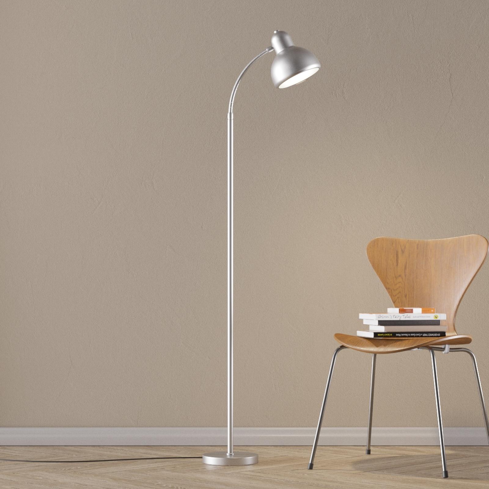 Klassieke vloerlamp RETRO