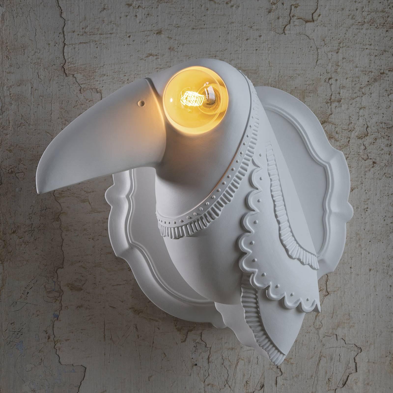 Karman Cubano - Wandleuchte aus Keramik