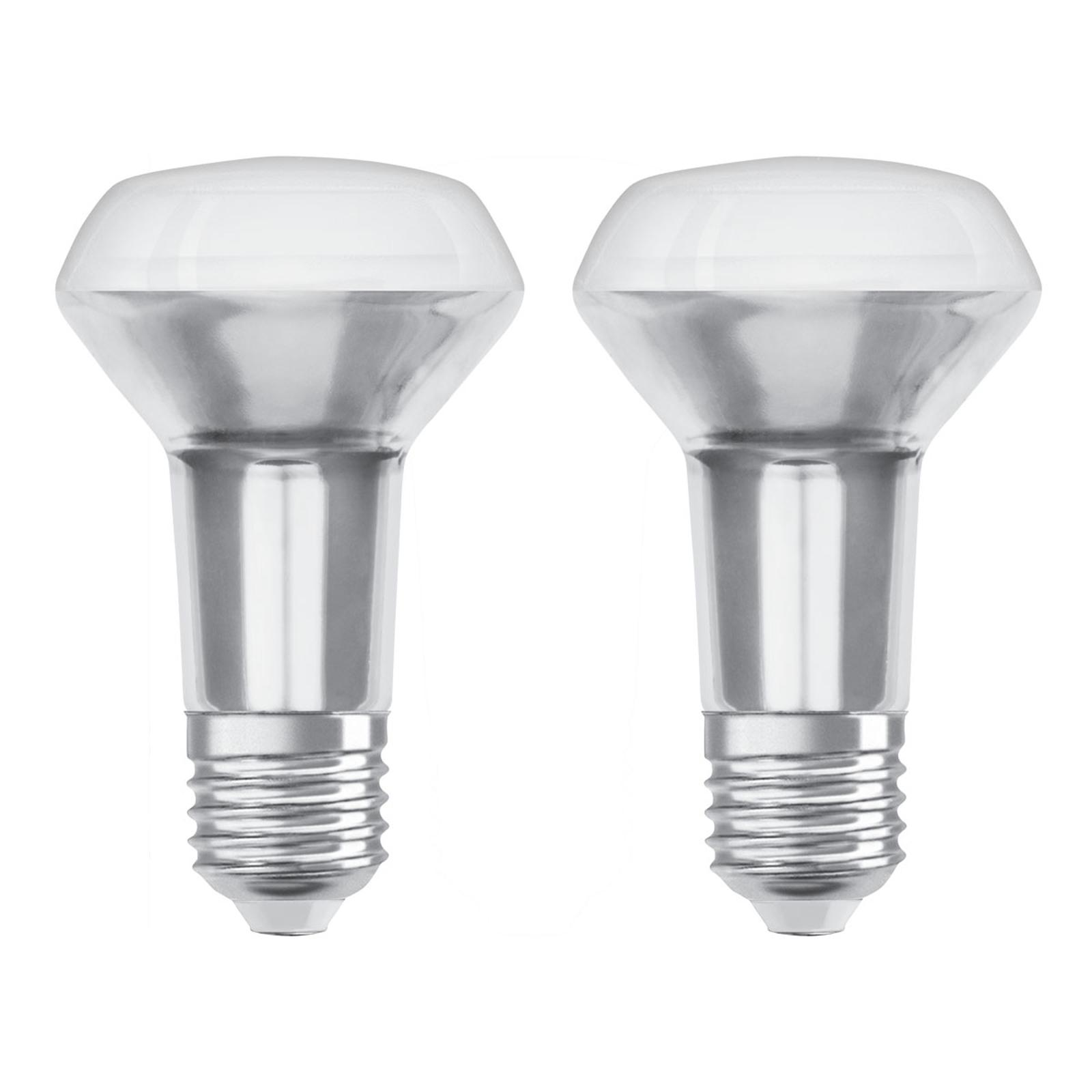 OSRAM reflektor LED E27 3,3W 2700K 36° 2 szt.