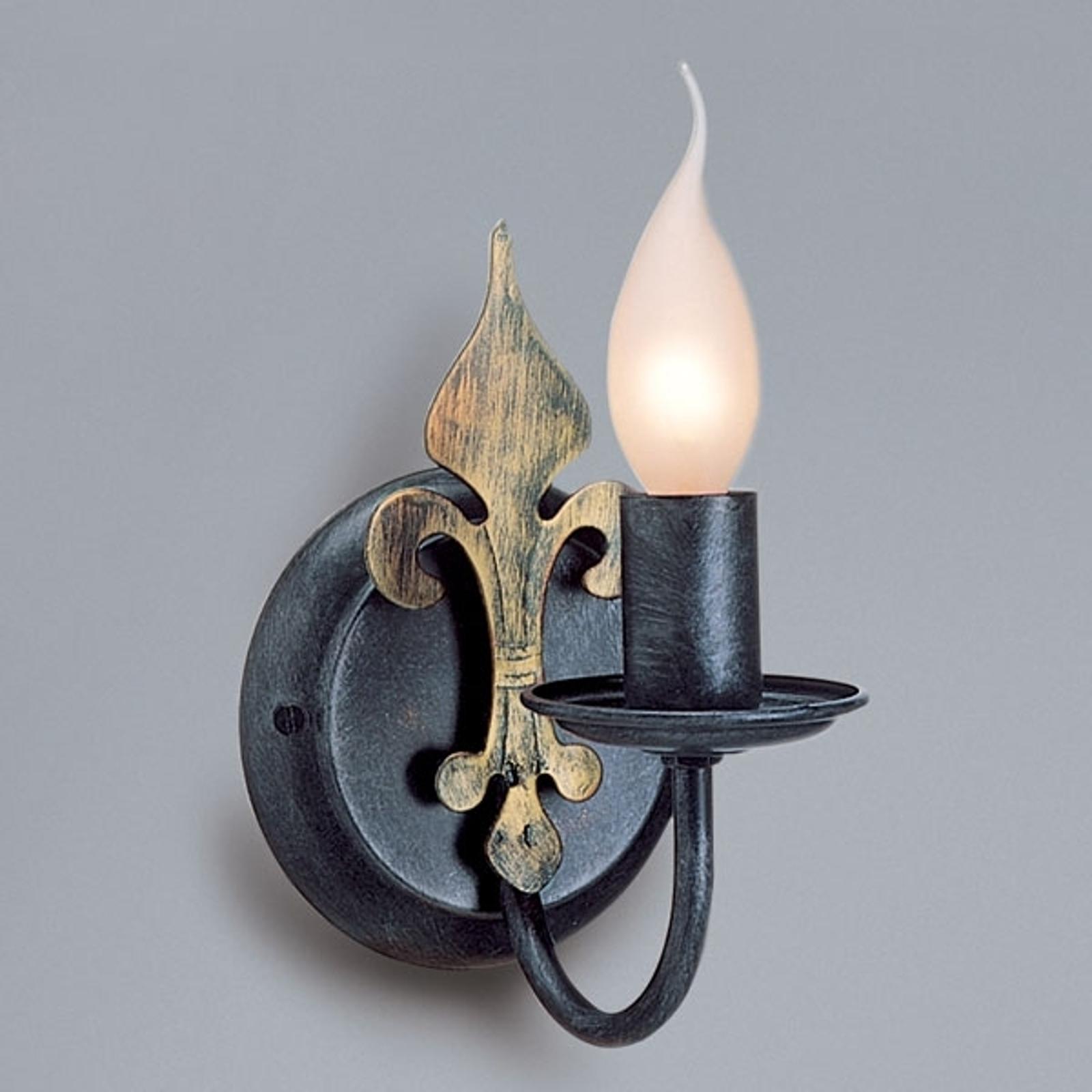 Lampa ścienna CASTELLO, 1-punktowa