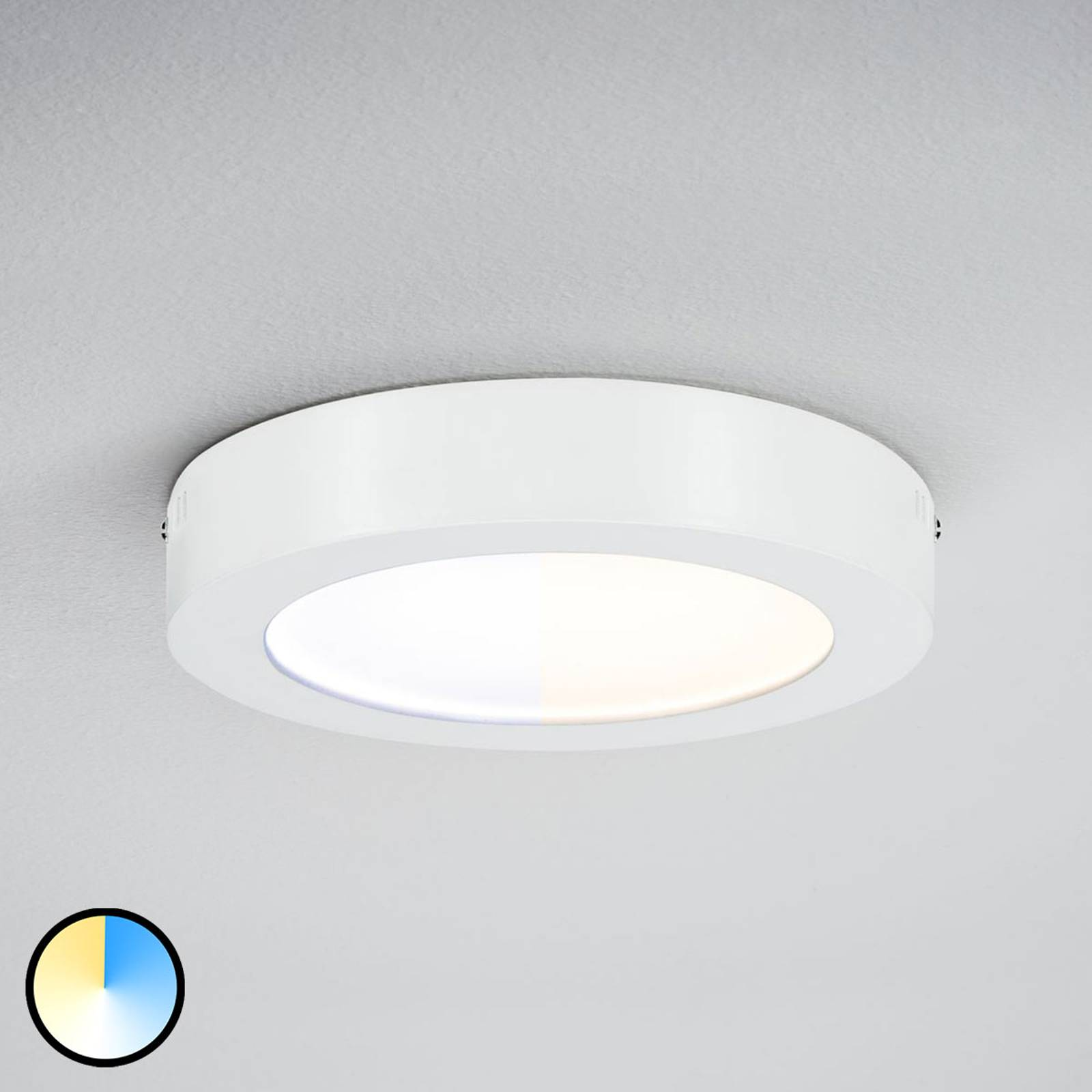 Paulmann Smart Friends LED-Deckenlampe Cesena 17
