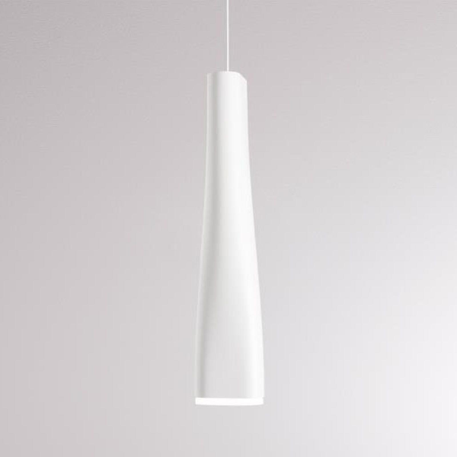 LOUM Fiume lampa wisząca LED biała