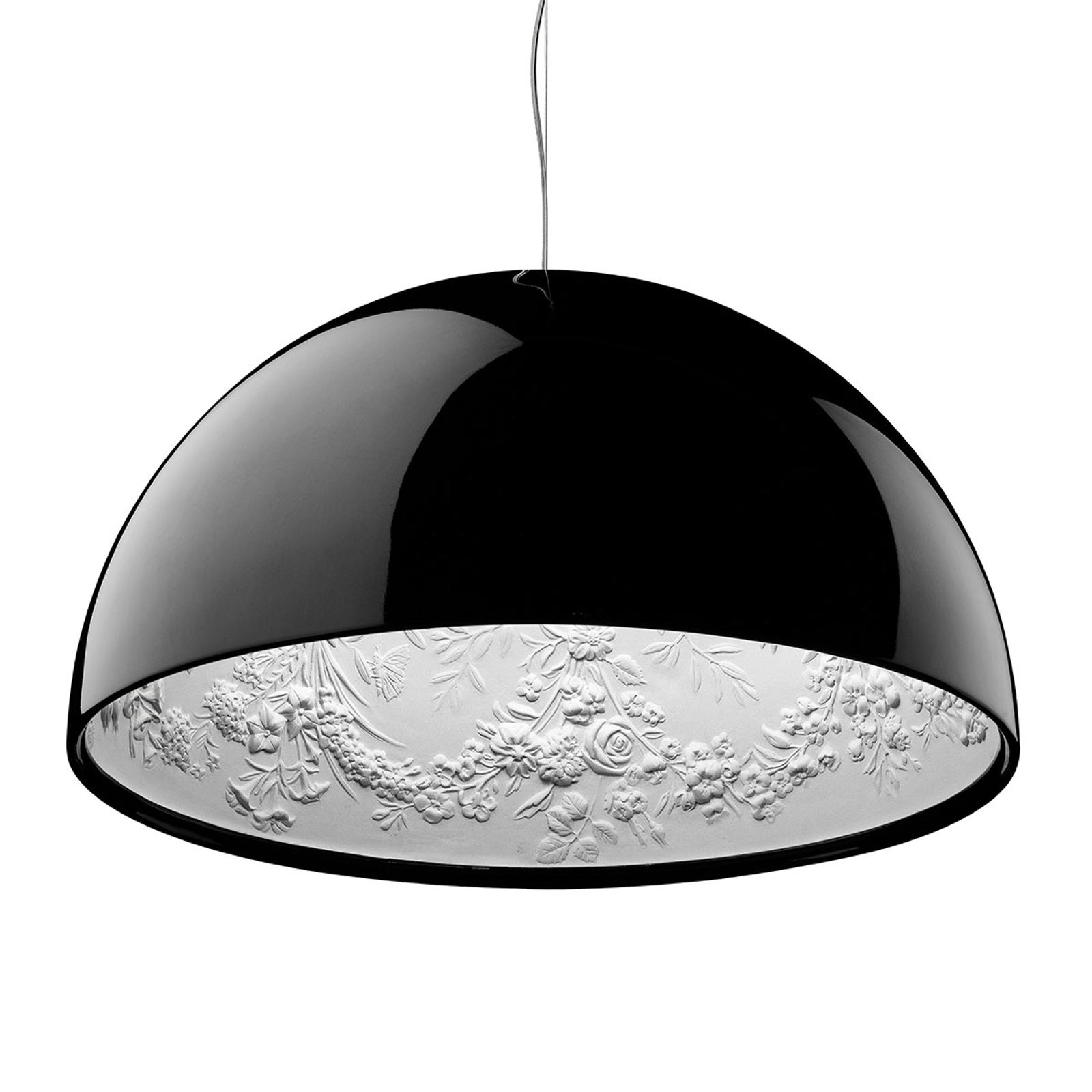 FLOS Skygarden 2 závěsné světlo, černé