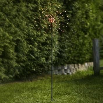 Firework Outdoor LED-dekorationslampe, varmhvid