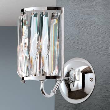Aplique decorado con cristal Gstaad