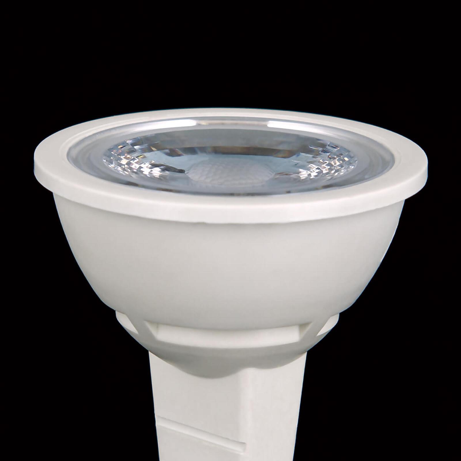 Réflecteur LED 38° GU5,3 12V 6W,blanc chaud, 540lm