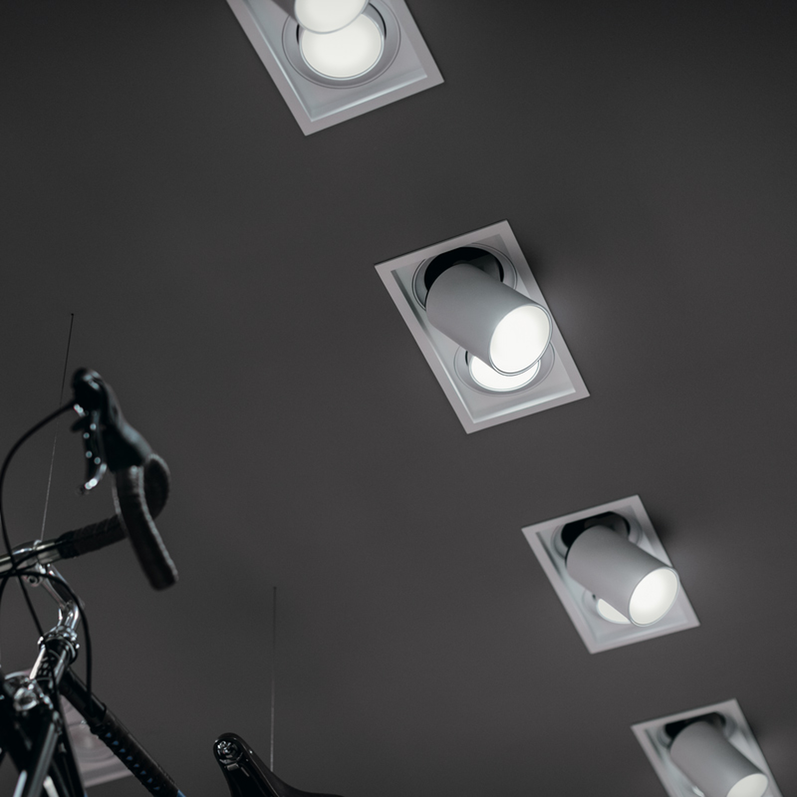 Thorn Tonic LED-Einbaustrahler einflammig 3.000 K