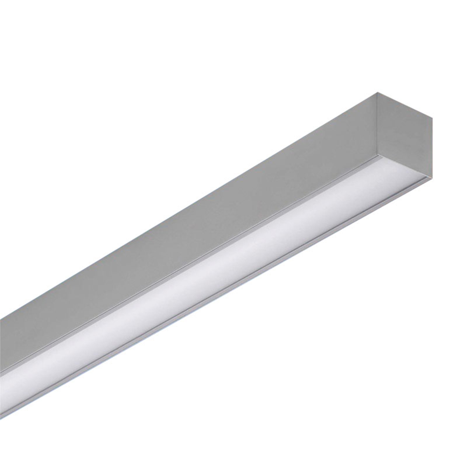 LKPW075 LED-Wandleuchte, 3.000K titansilber