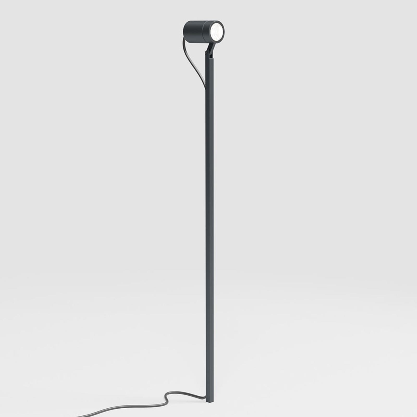 IP44.de piek 100 spotLED picchetto antracite 100cm