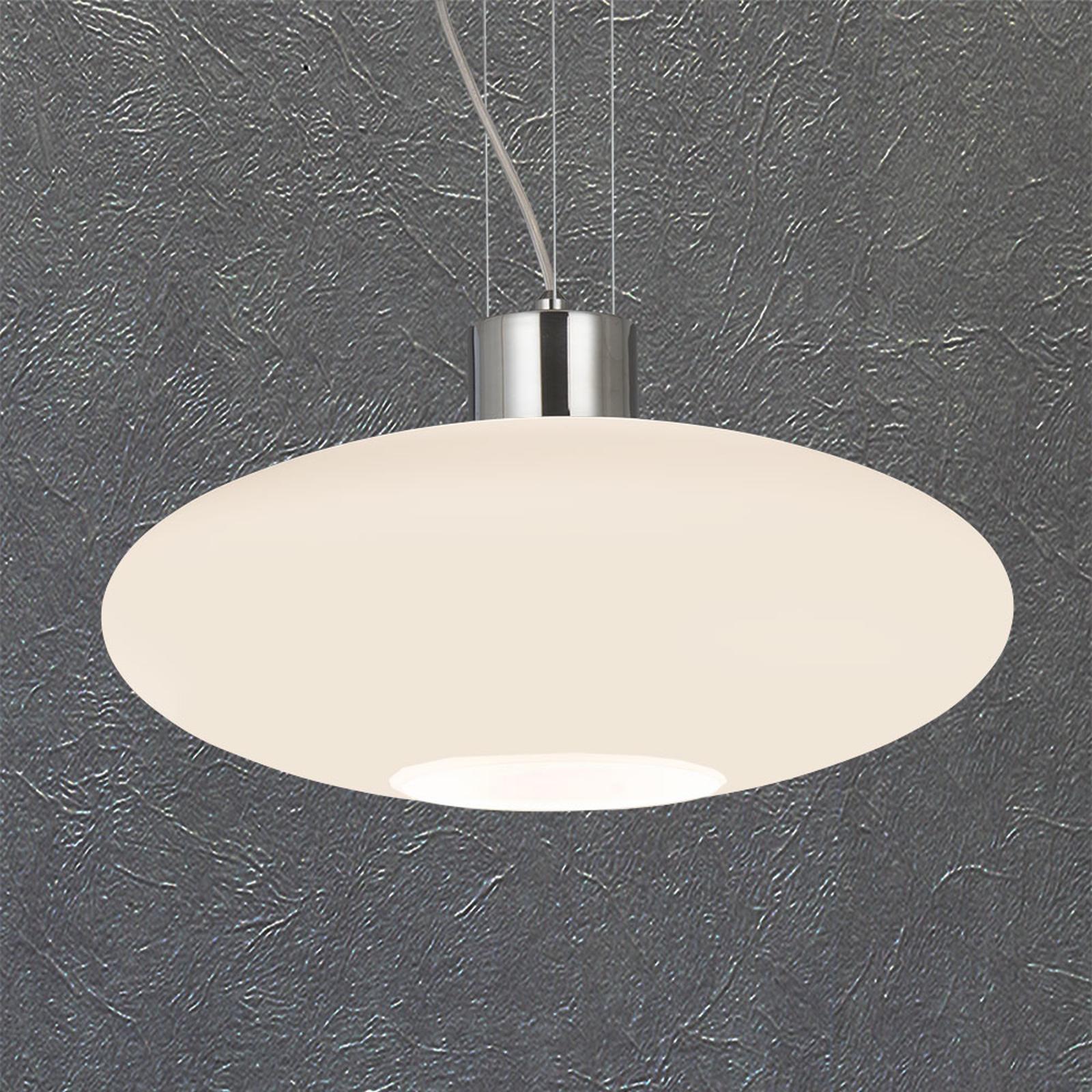 Hanglamp Boop in elegante vorm 40 cm