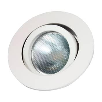 Decoclic LED-innfellingsring GU10/GU5.3, rund